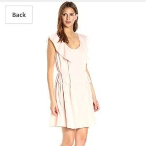 French connection pale link dress